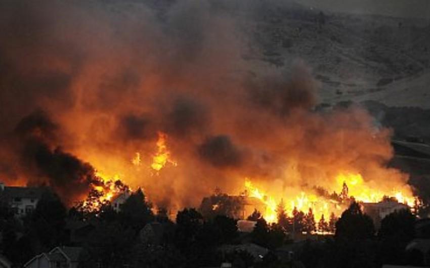 Остров в Турции эвакуируют из-за пожара