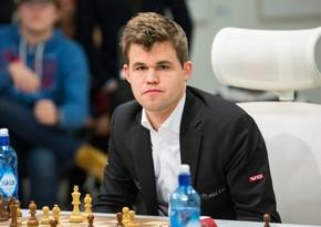 Maqnus Karlsen öz turnirinin qalibi ola bilmədi