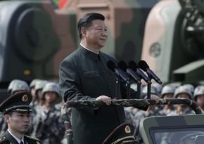 Китайский лидер призвал армию готовиться к войне