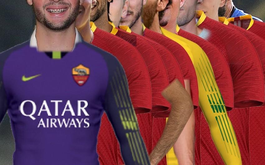 Roma klubu qapıçı transfer edib