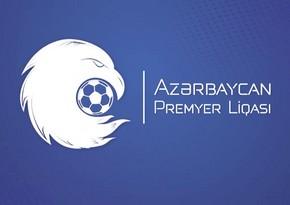 Azərbaycan Premyer Liqası: İki oyunun təyinatları açıqlandı