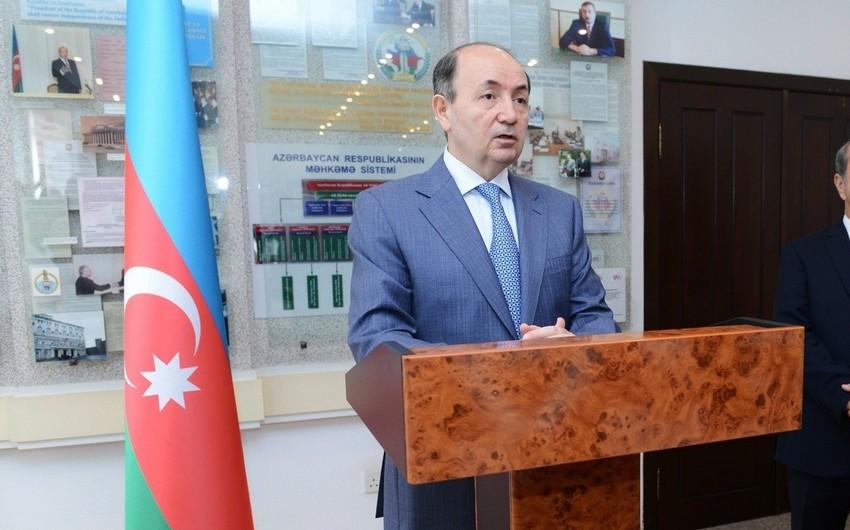 Министр юстиции: В прошлом месяце более 250 заключенных были выпущены из следственных изоляторов
