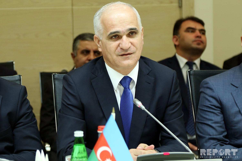Şahin Mustafayev: Şahdəniz yatağı üzrə işlərin 87%-i icra edilib