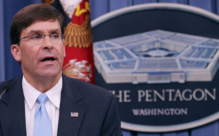 Pentagon: US troops withdrawn from Syria will not stay in Iraq