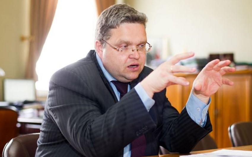 Vitas Vasiliauskas: Litvanın avroya keçidi gözləniləndən rahat olub