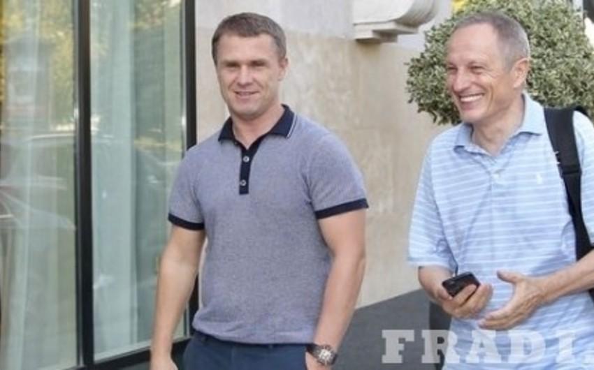 Sergey Rebrov Macarıstan klubuna baş məşqçi təyin olunub