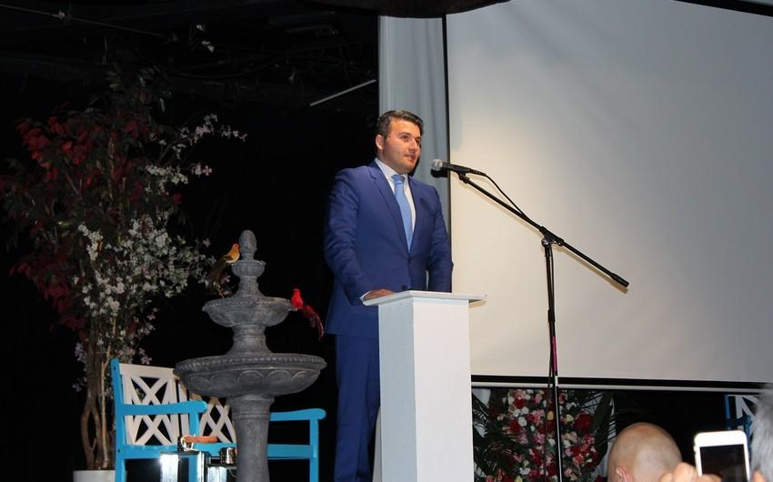 Los-Ancelesdə Azərbaycana dair təqdimat keçirilib