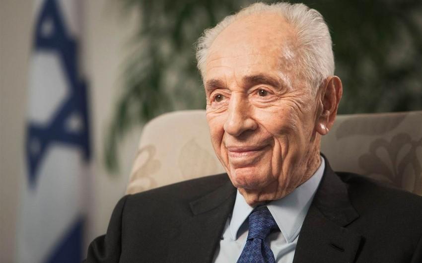 Şimon Peresin dəfn tarixi açıqlanıb