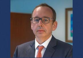 ADB Mərkəzi və Qərbi Asiya üzrə yeni regional direktor təyin edib