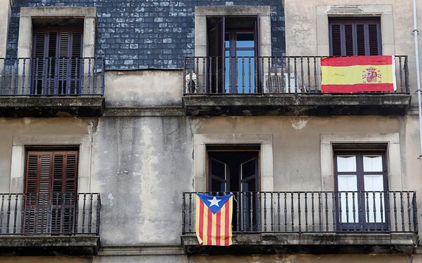 Kataloniya böhranı İspaniyaya 1 milyard avroya başa gəlib