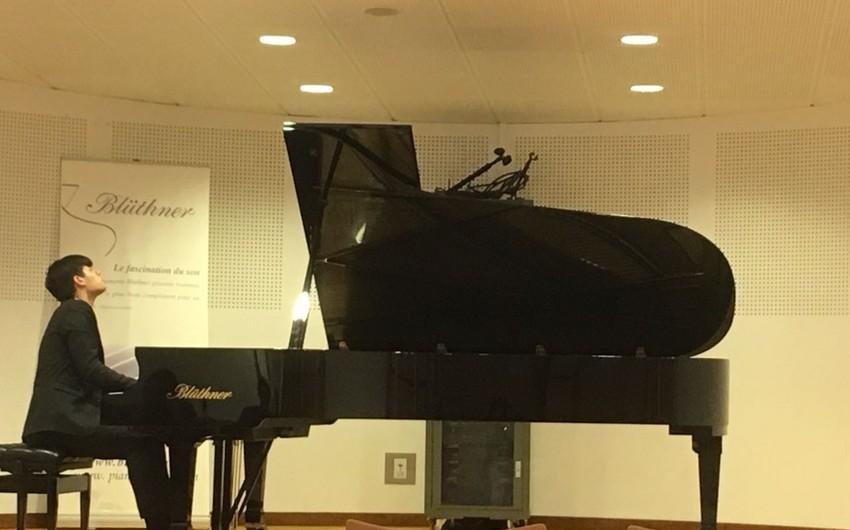 İsveçrədə Beynəlxalq Pianoçular Müsabiqəsi keçirilib