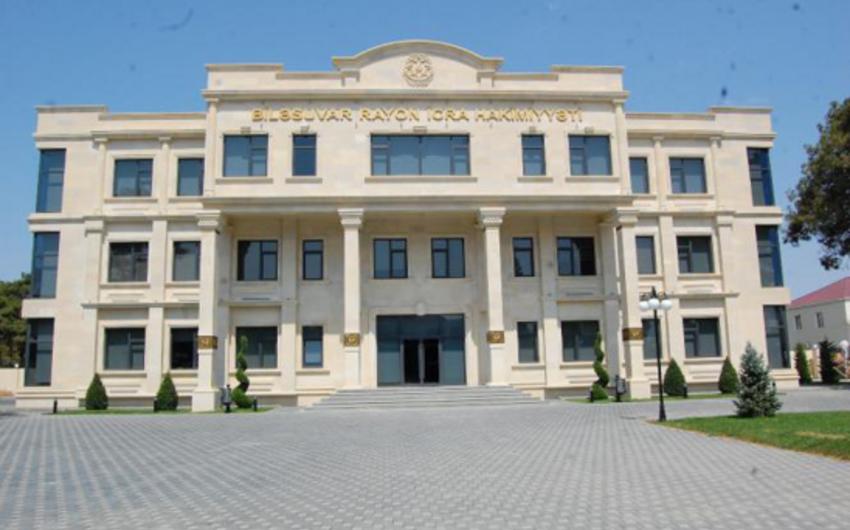 Заместитель главы ИВ Билясувара освобождена с занимаемой должности