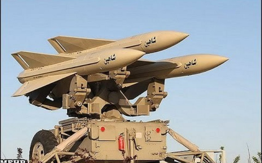 Iranian air defense shot down by an unidentified drone in south-west of country