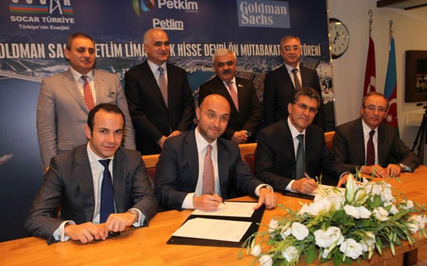 Goldman Sachs SOCAR-ın Türkiyədəki limanında pay alıb