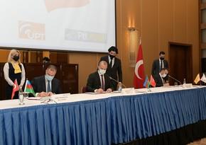 """""""Azərpoçt""""la Türkiyə Poçtu müqavilələr imzaladı"""