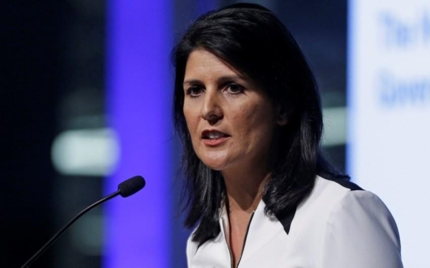 Хейли: США ответят на применение химоружия в Сирии