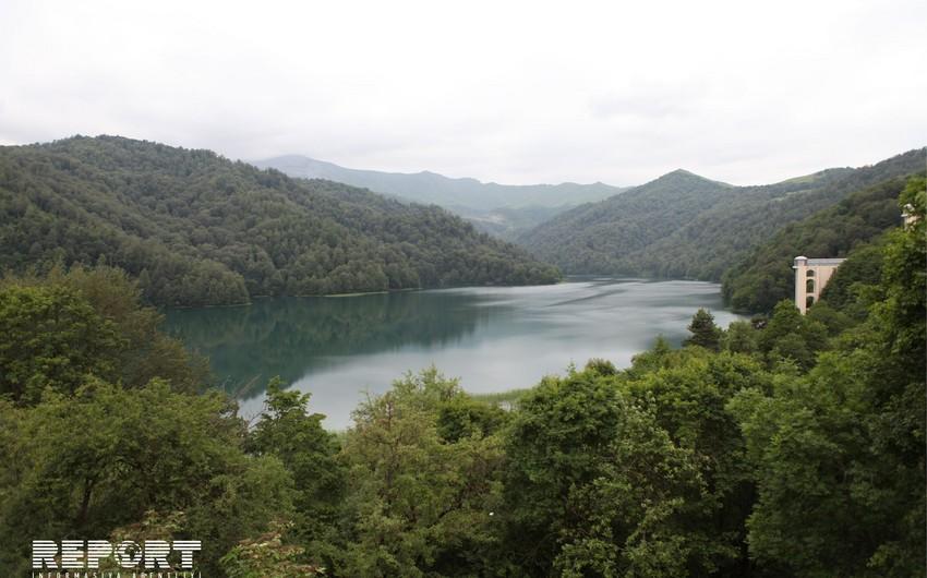 Ötən il Göygöl Milli Parkına səfər edən turistlərin sayı açıqlanıb