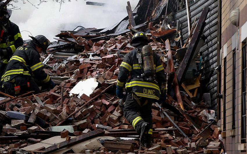 Nyu-Yorkda yaşayış evində baş vermiş yanğında 5 nəfər ölüb