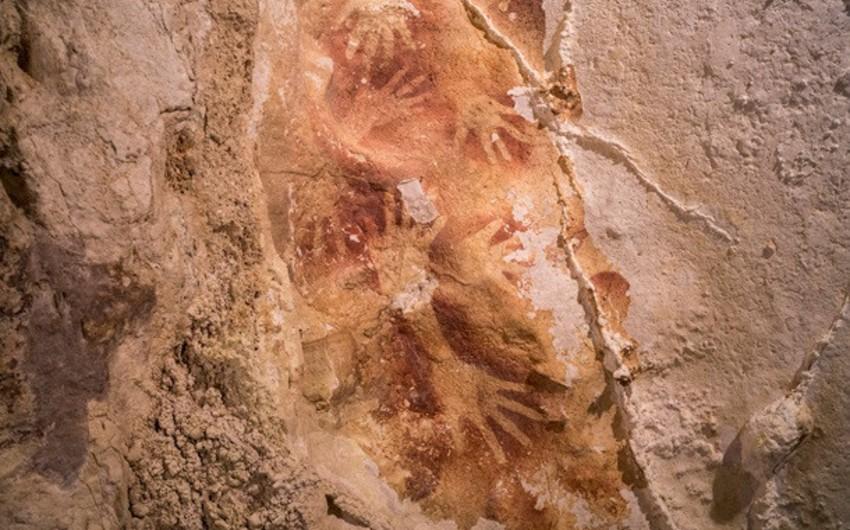 İndoneziyada qaya üzərində çəkilmiş ən qədim şəkillər aşkar olunub