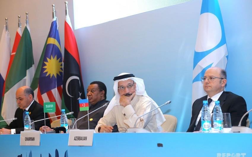 """OPEC: """"Azərbaycan möhkəm əlaqələr olan tərəfdaşlardan biridir"""""""