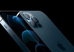 """""""Apple"""" 5G dəstəkli yeni """"iPhone""""u təqdim etdi"""