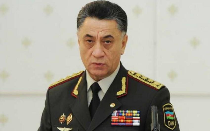 Ramil Usubov prezident seçkiləri zamanı ictimai asayişin təmini ilə bağlı tapşırıqlar verib