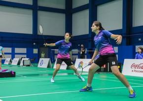 MDB Oyunları: Azərbaycan badmintonçuları yarımfinala yüksəlib