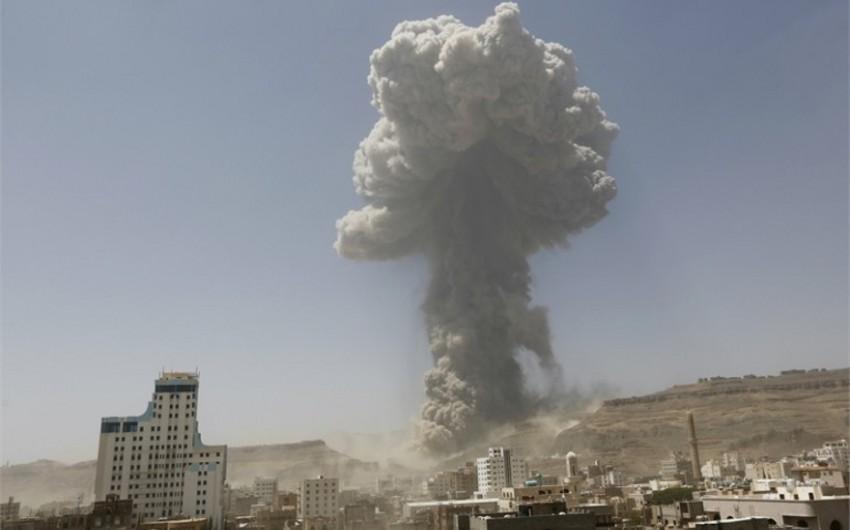 Арабская коалиция нанесла удар под столицей Йемена, 21 человек погиб