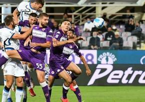 Серия А: Фиорентина проиграла Интеру