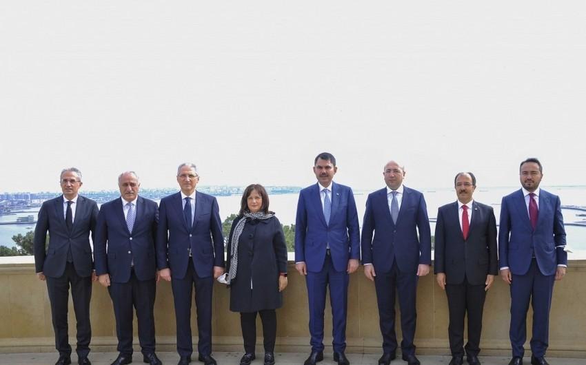 Azərbaycan və Türkiyə arasında ətraf mühitlə bağlı İş Proqramı imzalanıb