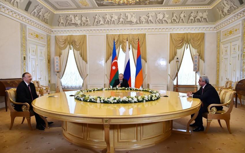 Санкт-Петербургский саммит - Количество связанных с Нагорным Карабахом безрезультатных встреч возросло - КОММЕНТАРИЙ