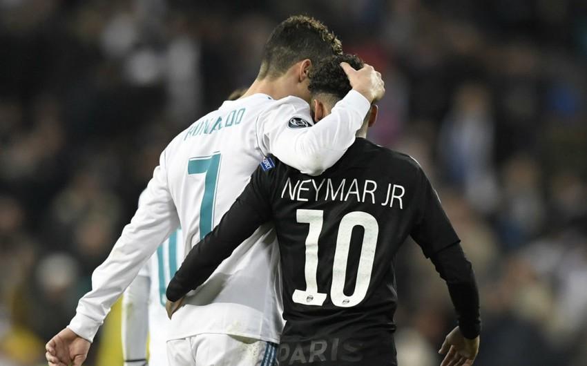 """""""Yuventus"""" Ronaldunu Neymarla dəyişdirmək istəyir"""