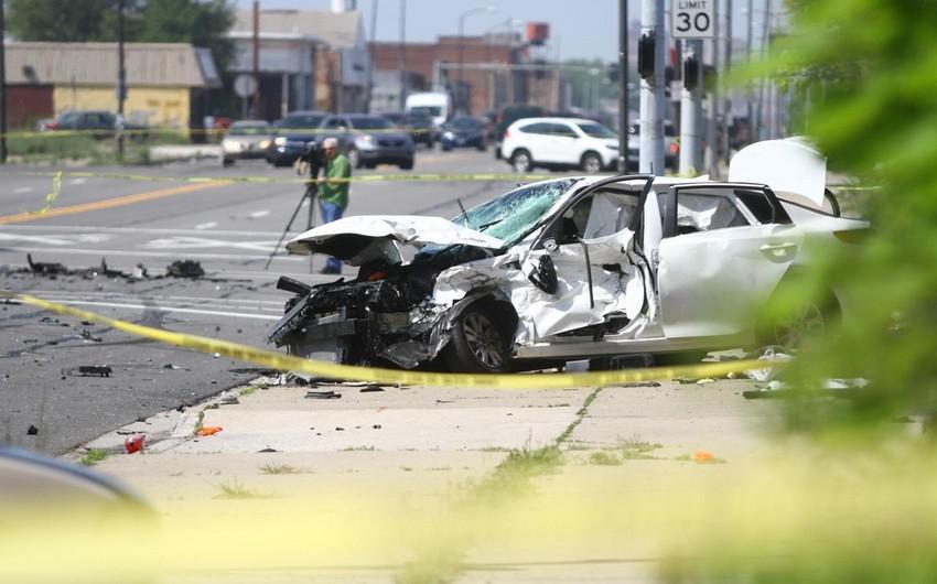 DİN: Bir sutkada avtomobil yollarında 2 nəfər ölüb, 2 nəfər xəsarət alıb
