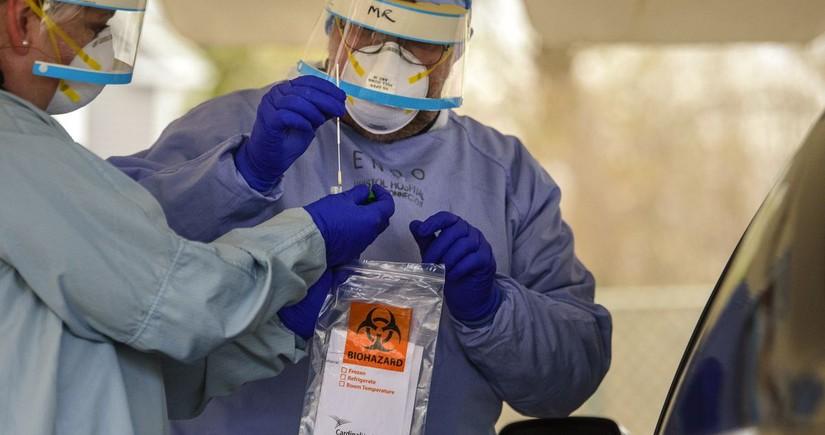 В Грузии выявлено свыше 4 тыс. случаев заражения COVID-19 за сутки