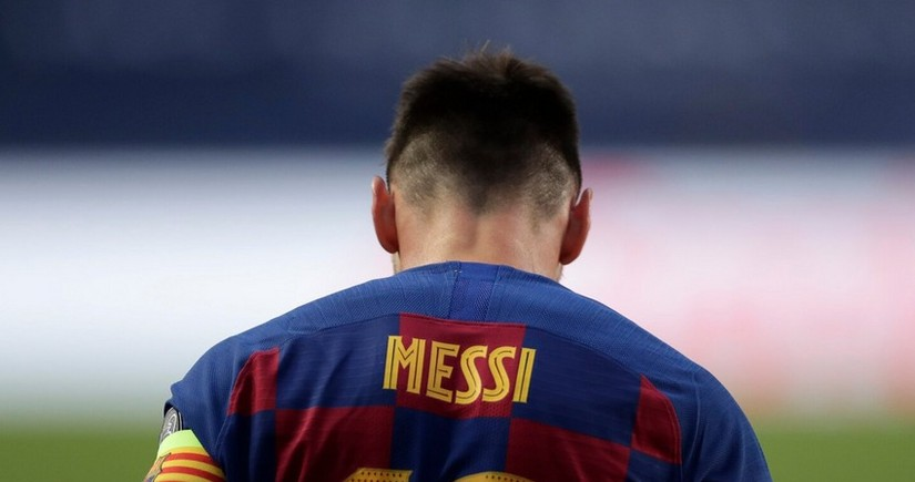 Лионель Месси - лучший игрок чемпионата Испании в феврале