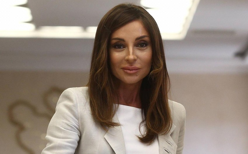 Mehriban Aliyeva talks about family, values and happiness