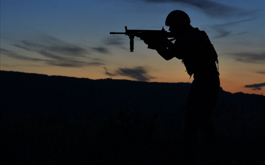 Türkiyə hərbçiləri 7 PKK/YPG terrorçusunu zərərsizləşdirib