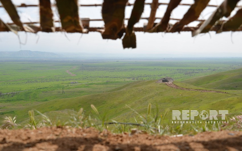 Armenian armed forces violated ceasefire 20 times using sniper rifles