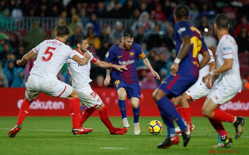 Севилья отказалась провести только один матч с Барсой за Суперкубок Испании
