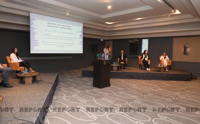 Bakıda Kiyevin turizm imkanlarının təqdimatı keçirilib