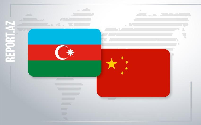 Azərbaycan-Çin iqtisadi əməkdaşlığı genişləndirilir