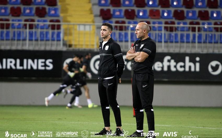 Neftçi və Dinamonun start heyətləri bəlli oldu