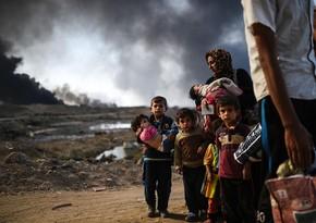 İraqda terror aktı zamanı bir neçə uşaq yaralanıb, ölən var