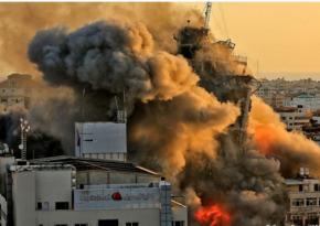 Число жертв в секторе Газа возросло до 139