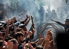 Ermənistan müxalifəti Yerevanın mərkəzini yalnız Paşinyan getdikdə azad edəcək
