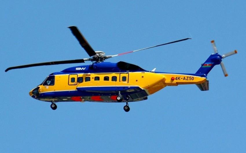 Azərbaycanda ilk dəfə olaraq Rusiya istehsalı olan helikopterlərin əsaslı təmiri həyata keçirilib