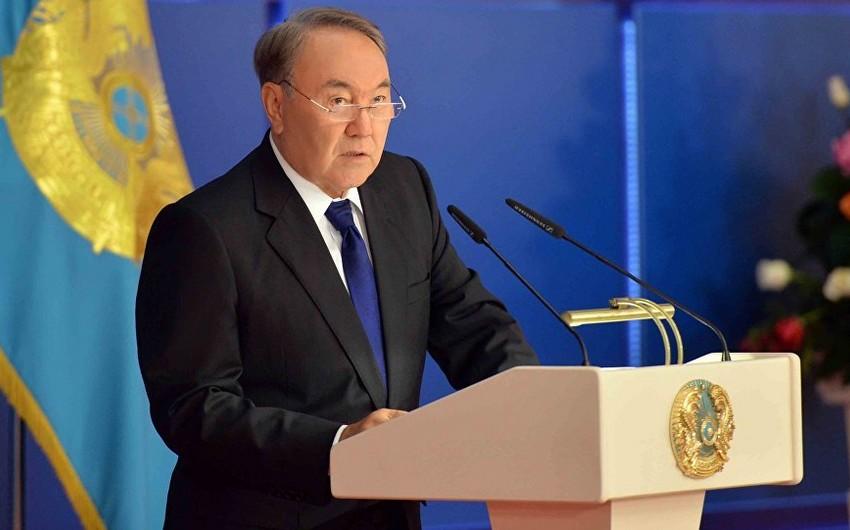 Nursultan Nazarbayev KTMT rəhbəri postuna Belarusdan olan namizədi dəstəkləyib