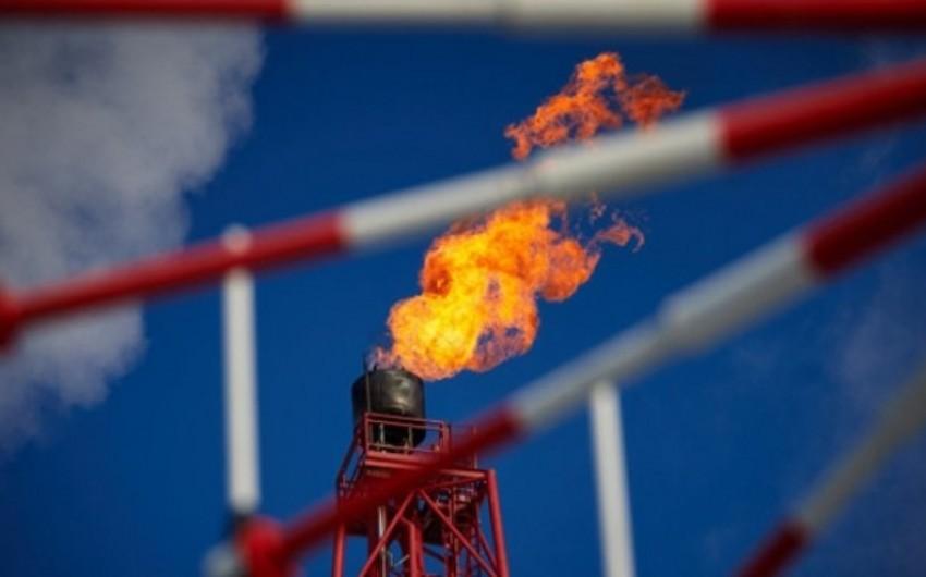 Экспорт газа Газпрома падает третий месяц подряд