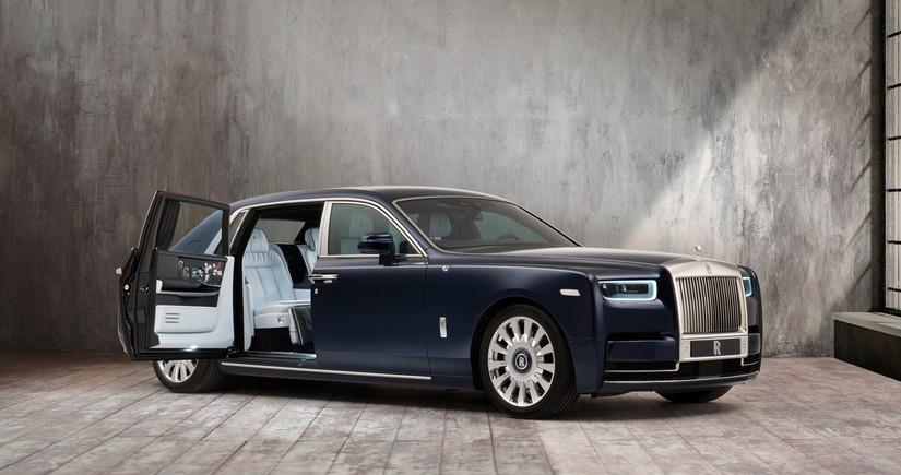Rolls-Royce выпускает коронакризисные акции