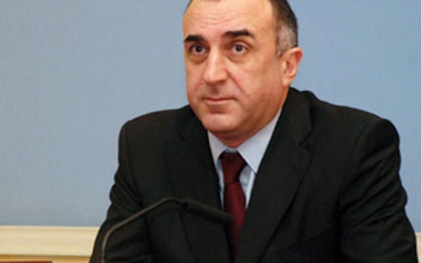 Azərbaycanın xarici işlər naziri Strasburqa yola düşüb